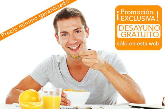 esmorzar gratuït